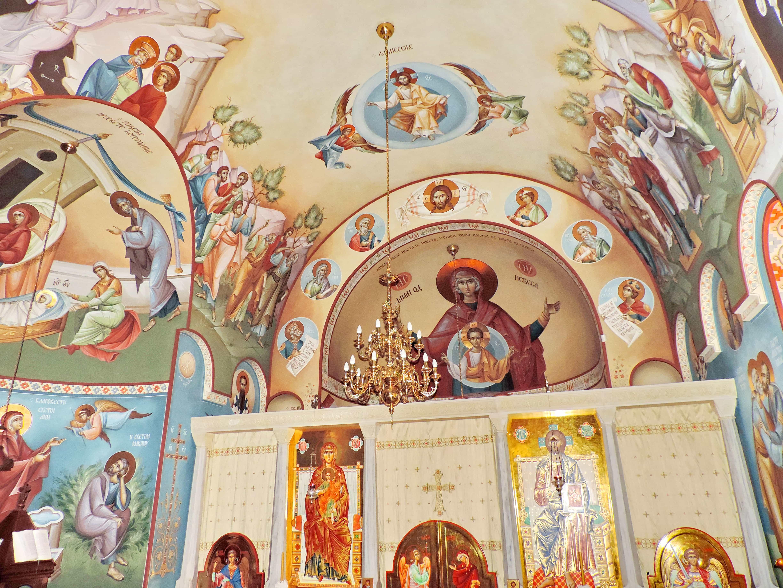 Image libre: autel, religion, peinture, Église, art, décoration, à l ...