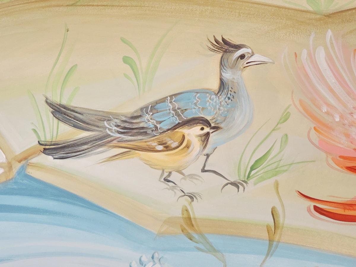 Графити, илюстрация, птица, изкуство, дизайн, декорация, природата, животните