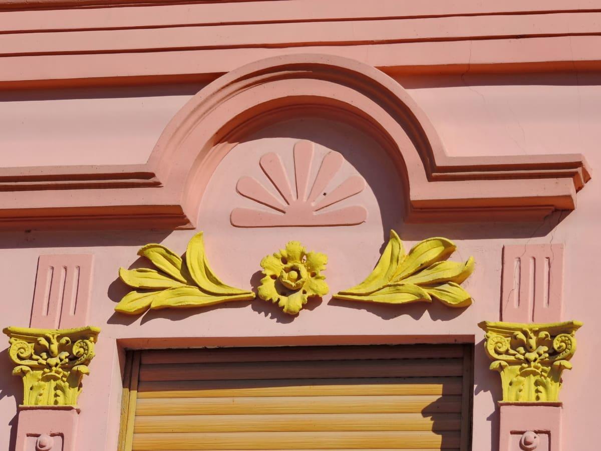 antik, arsitektur, seni, bangunan, dekorasi, Desain, rumah, alam
