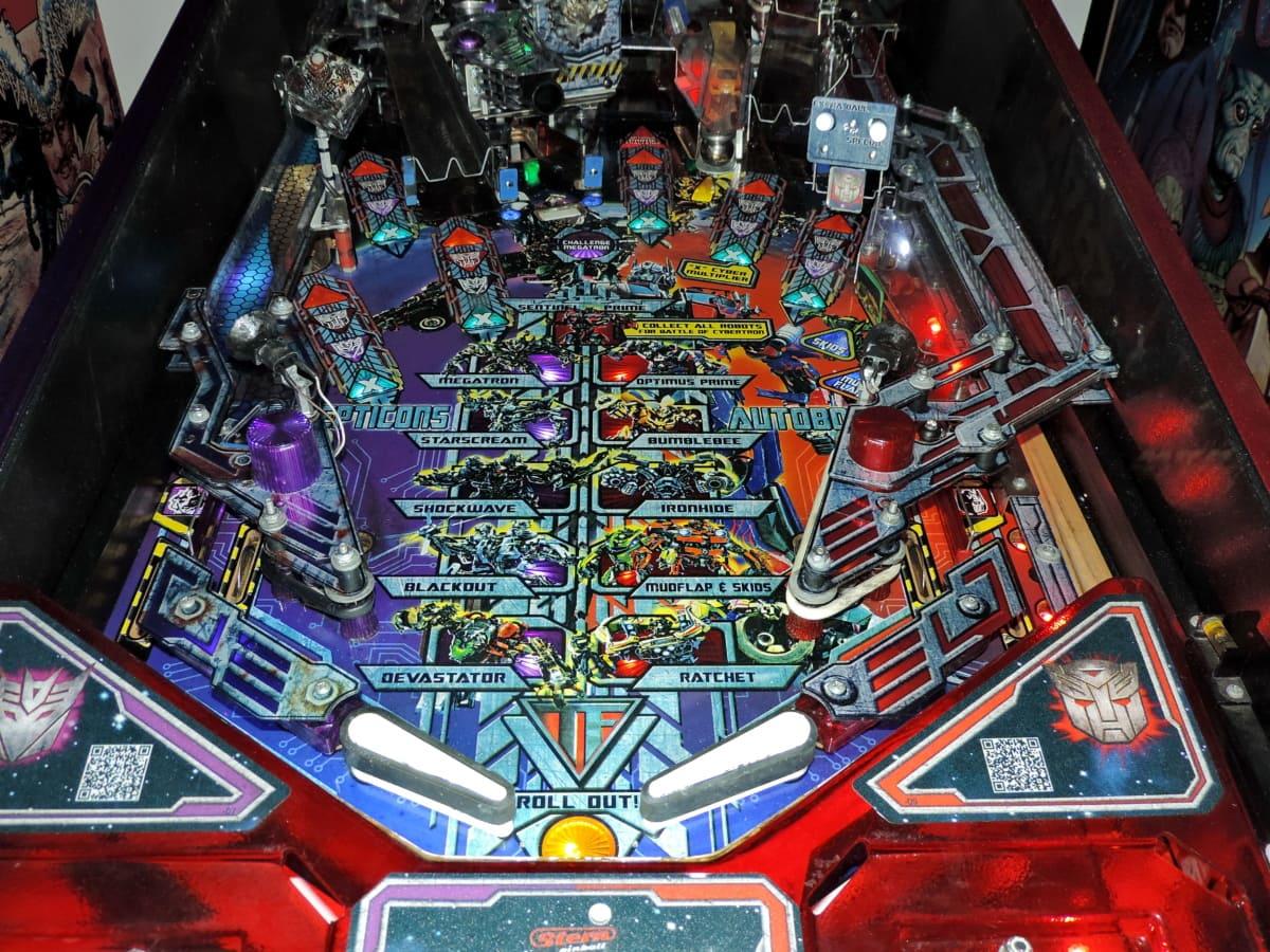 elektronik, spil, maskine, legetøjsbutik, industri, udstilling, teknologi, urban