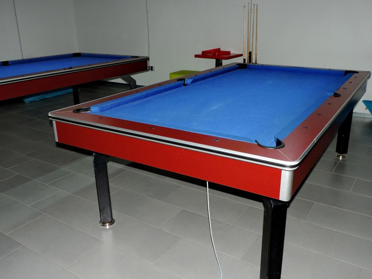 Biliárd, Snooker, Bútor, berendezések, táblázat, belső, beltéri, játék