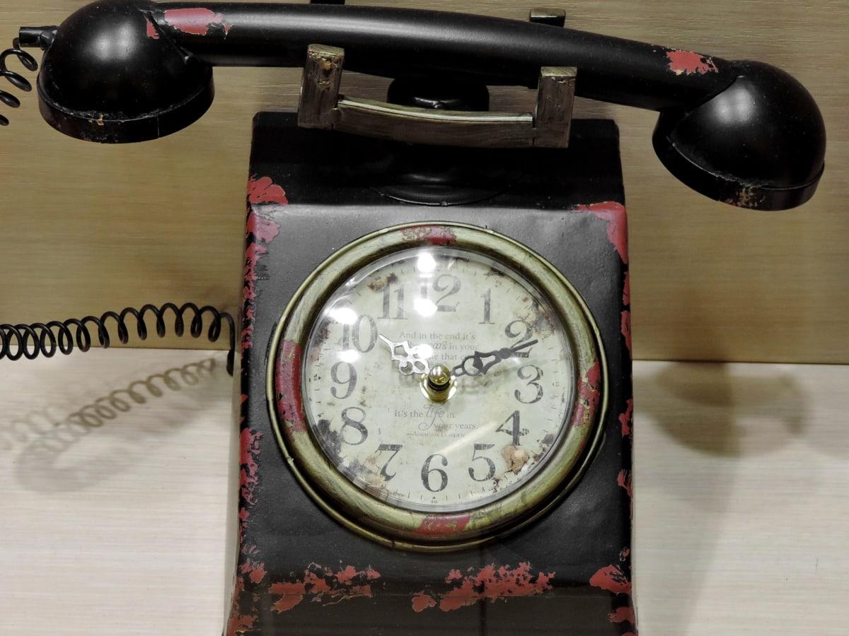 Telekomünikasyon, telefon, telefon hattı, telefon kablosu, enstrüman, Antik, Retro, Nostalji