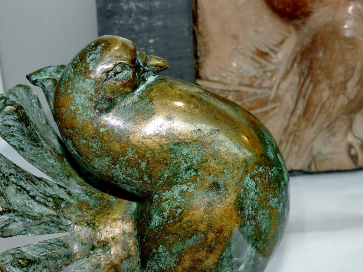 τέχνη, ορείχαλκος, Χειροποίητο, Περιστέρι, γλυπτική, άγαλμα, πουλί, Μουσείο
