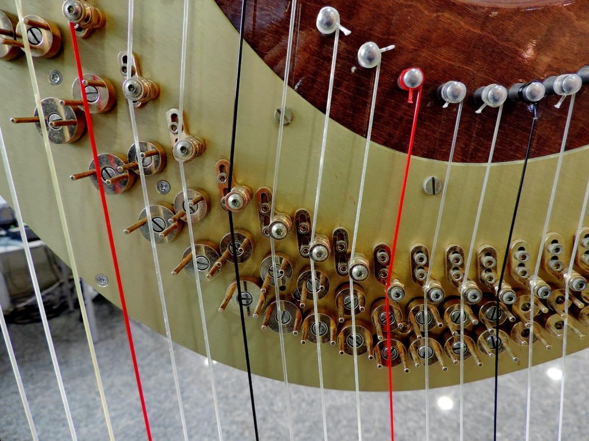 lyd, musikk, tre, akustisk, gitar, instrumentet, musiker, ytelse