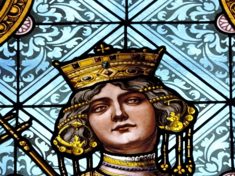 christianity, fine arts, medieval, queen, religion, stained glass, church, art