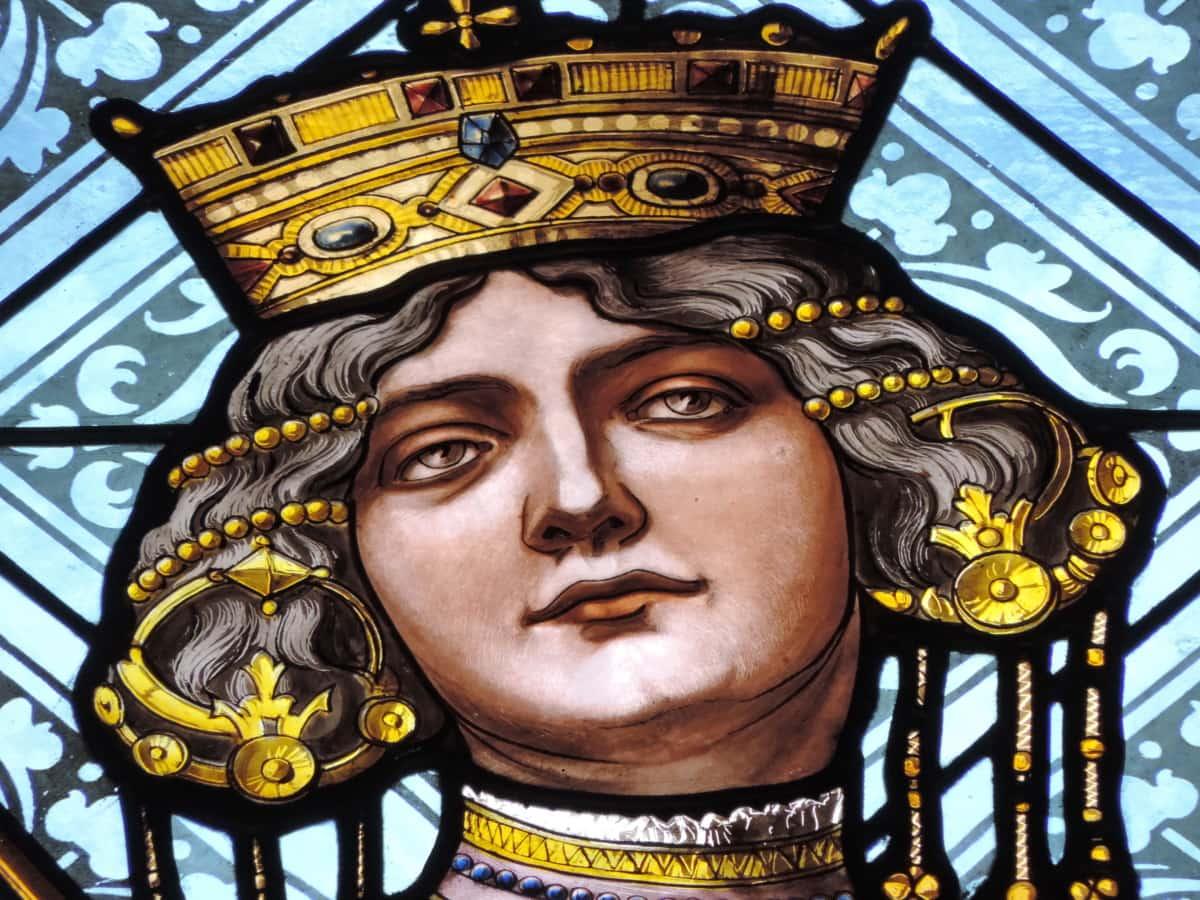 krone, ansikt, heraldikk, historie, stående, prinsesse, kvinne, religion