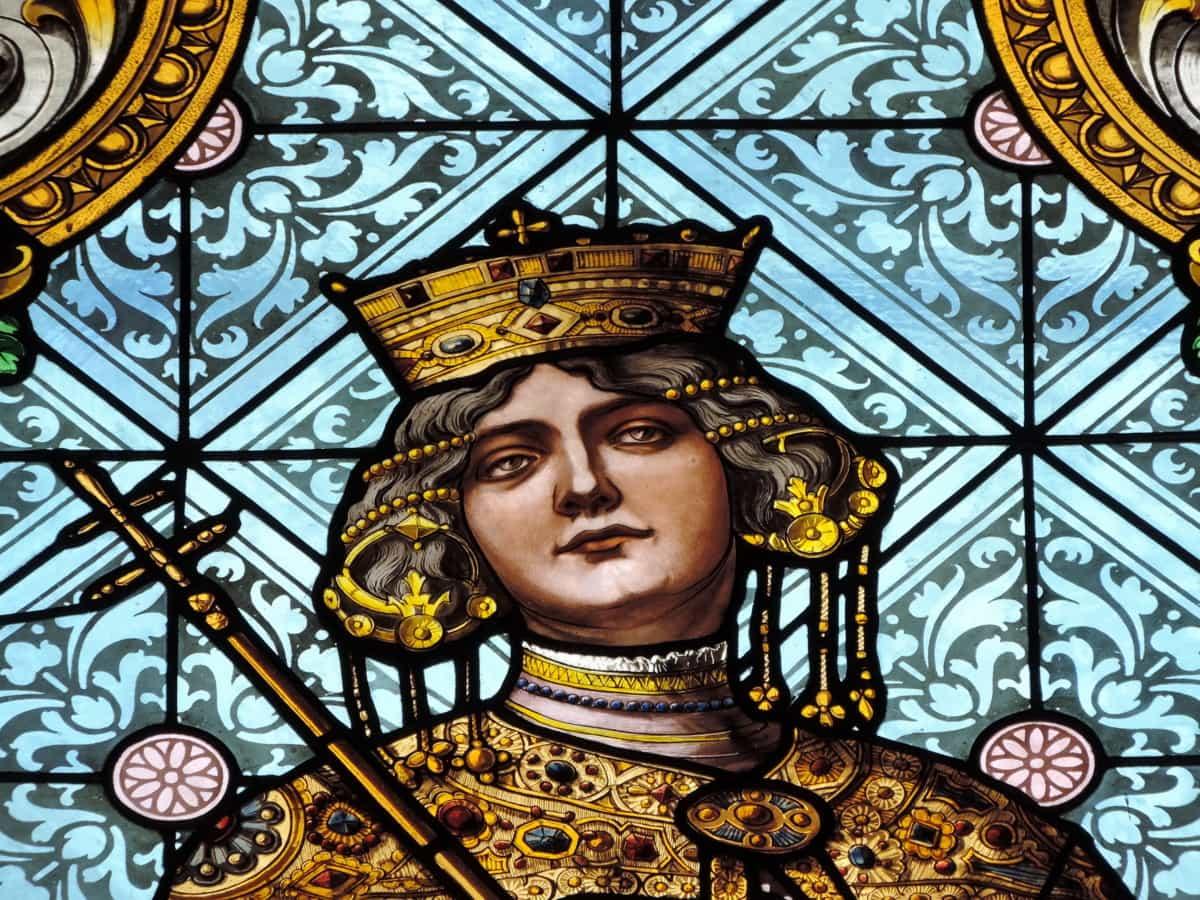 kultura, ukras, portret, princeza, kraljica, religija, mozaik, umjetnost