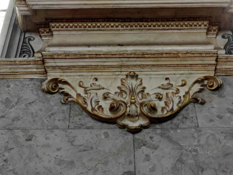 imperial, interior decoration, ornament, old, style, architecture, design, decoration
