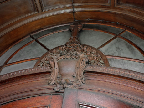carving, entrance, front door, handmade, oak, art, church, architecture