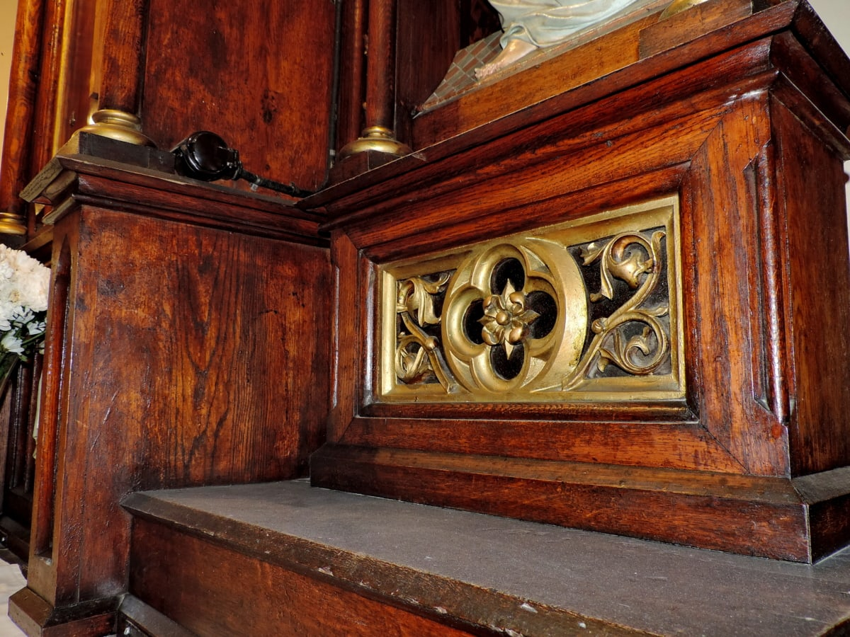 drevo, staré, nábytok, Domov, náboženstvo, dom, dekorácie, Architektúra