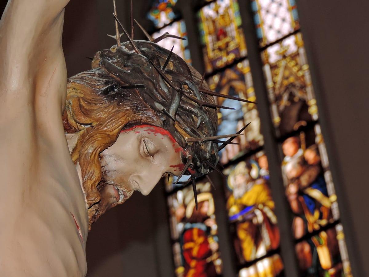基督, 基督教, 基督教, 肖像, 重生, 复活, 圣, 宗教