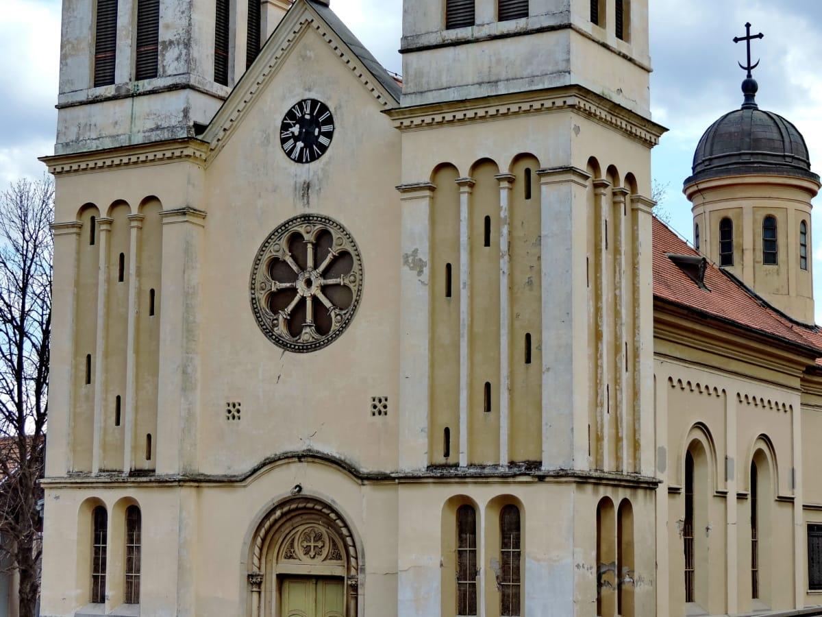 γοτθικός, κτίριο, πρόσοψη, θρησκεία, αρχιτεκτονική, Καθεδρικός Ναός, Εκκλησία, παλιά