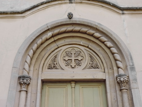 catholic, entrance, front door, church, old, building, cathedral, roof