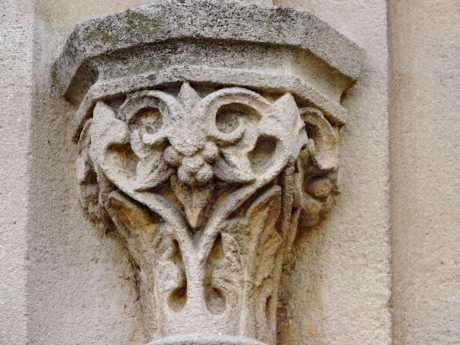 arabesque, ornament, sculpture, art, decoration, architecture, stone, ancient