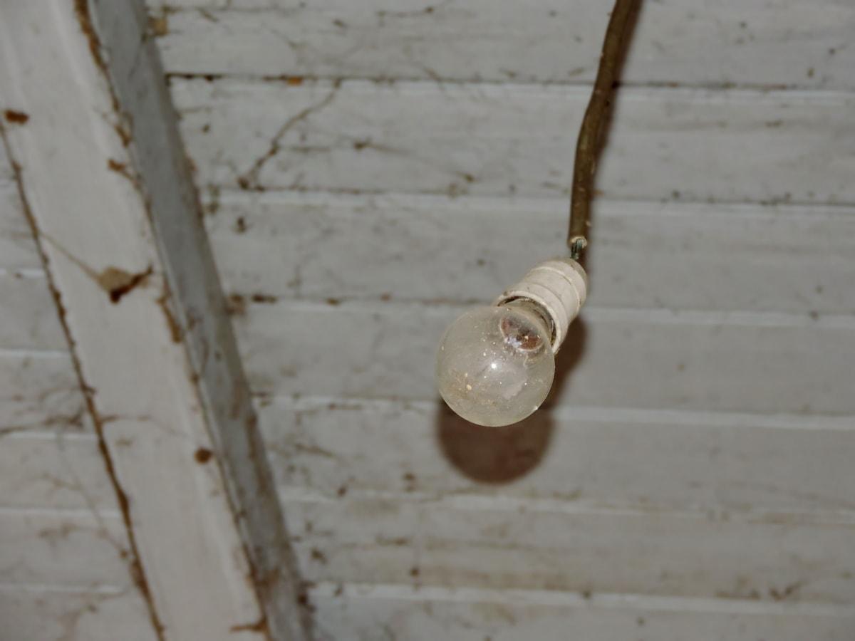 elektrickej energie, žiarovka, drevo, Nástenné, staré, Architektúra, dom, drevené