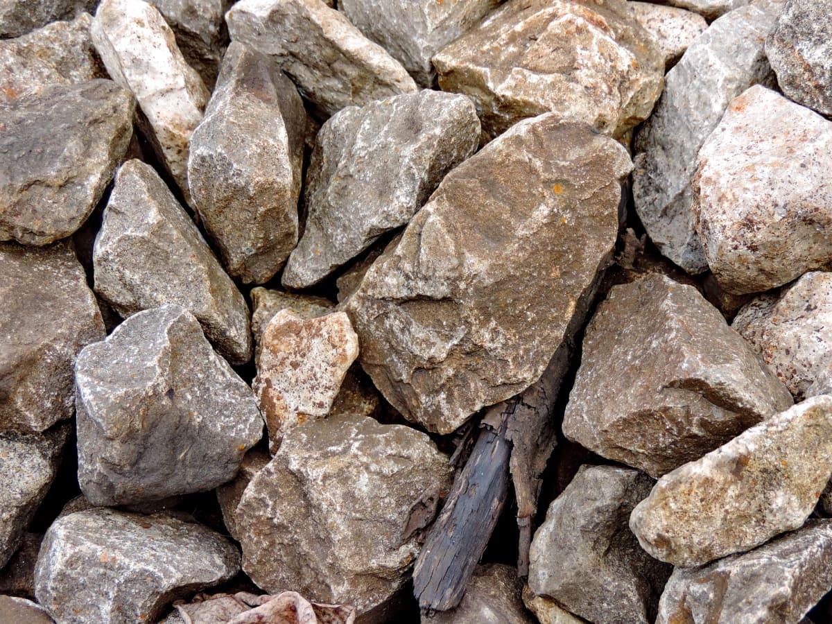 Γεωλογία, Γρανίτης, ροκ, πέτρα, υφή, δομή, ανωμάλου, σωρός