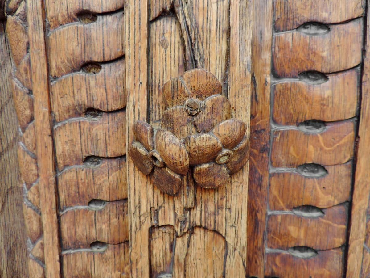 木工, 雕刻, 手工, 硬木, 纹理, 材料, 木, 老