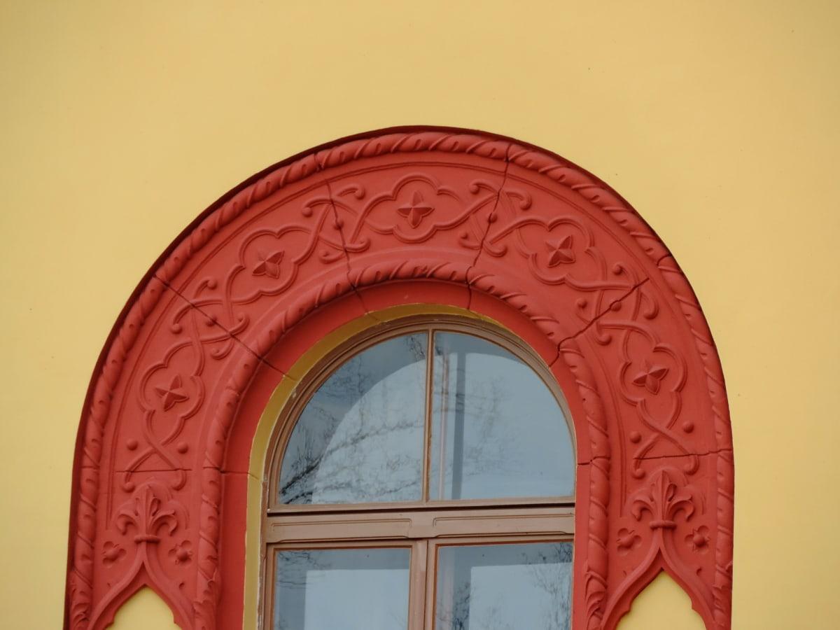 Kostenlose Bild Arch Fassade Rot Erstellen Von