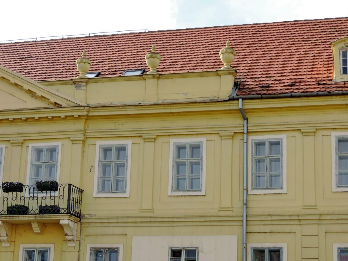 palatsi, asuinpaikka, asuin, katto, arkkitehtuuri, talo, rakentaminen, laatta