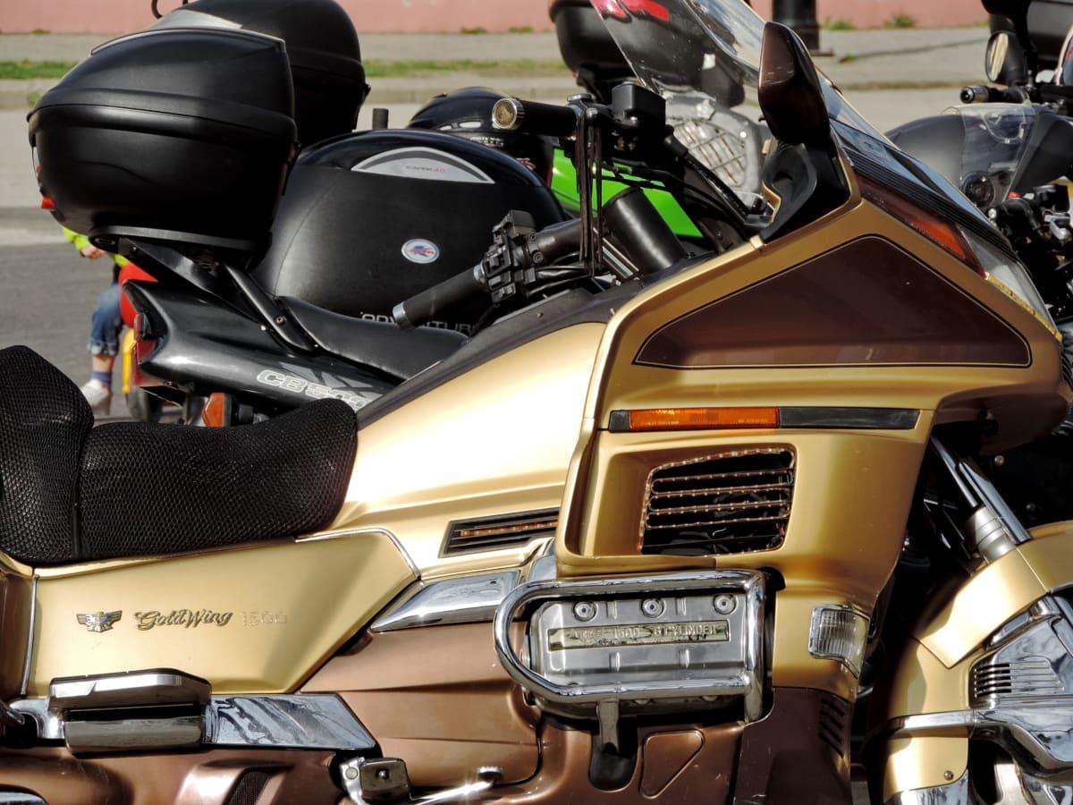 expensive, luxury, motorcycle, transportation, seat, vehicle, bike, race