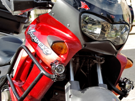 headlight, motorcycle, red, seat, steering wheel, tire, motorbike, power
