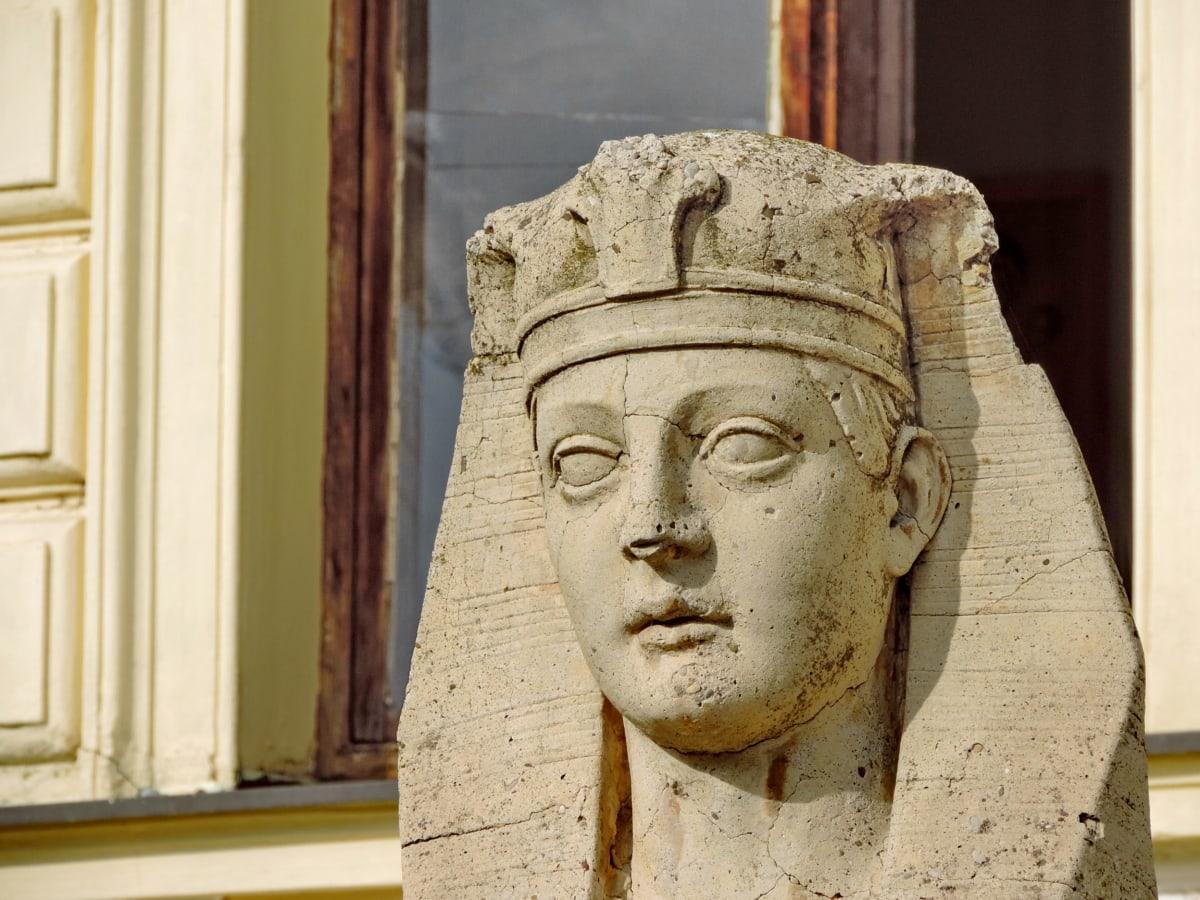 αντίκα, τέχνη, πρόσωπο, ιστορία, πορτρέτο, Αρχαία, αρχιτεκτονική, σκάλισμα
