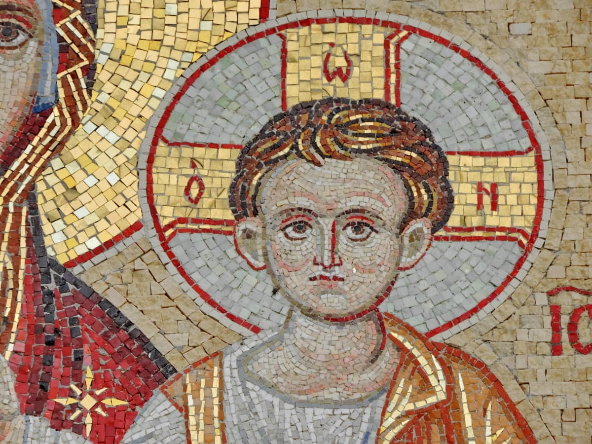 Kekristenan, budaya, ikon, mosaik, Ortodoks, seni, agama, Bizantium