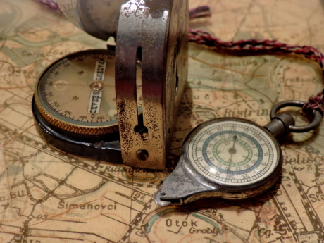 antiquity, compass, detail, geography, map, nostalgia, orientation, old