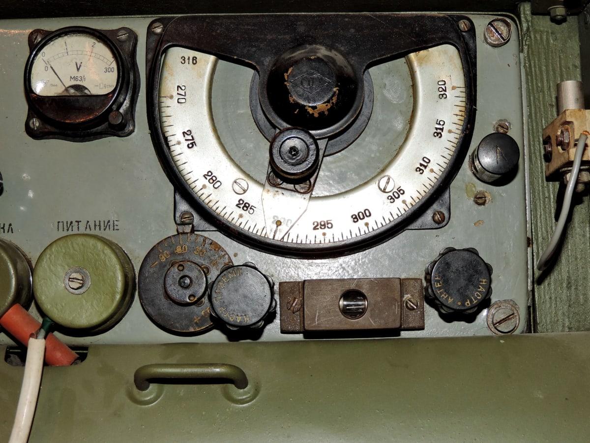 ιστορία, Ραδιοφωνικός δέκτης, ραδιοφωνικός σταθμός, συσκευή, Εξοπλισμός, τεχνολογία, μέσο, παλιά