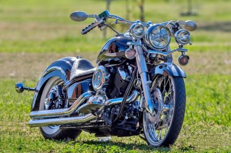 krom, padang rumput, logam, roda kemudi, roda, Sepeda Motor, Kursus, kursi