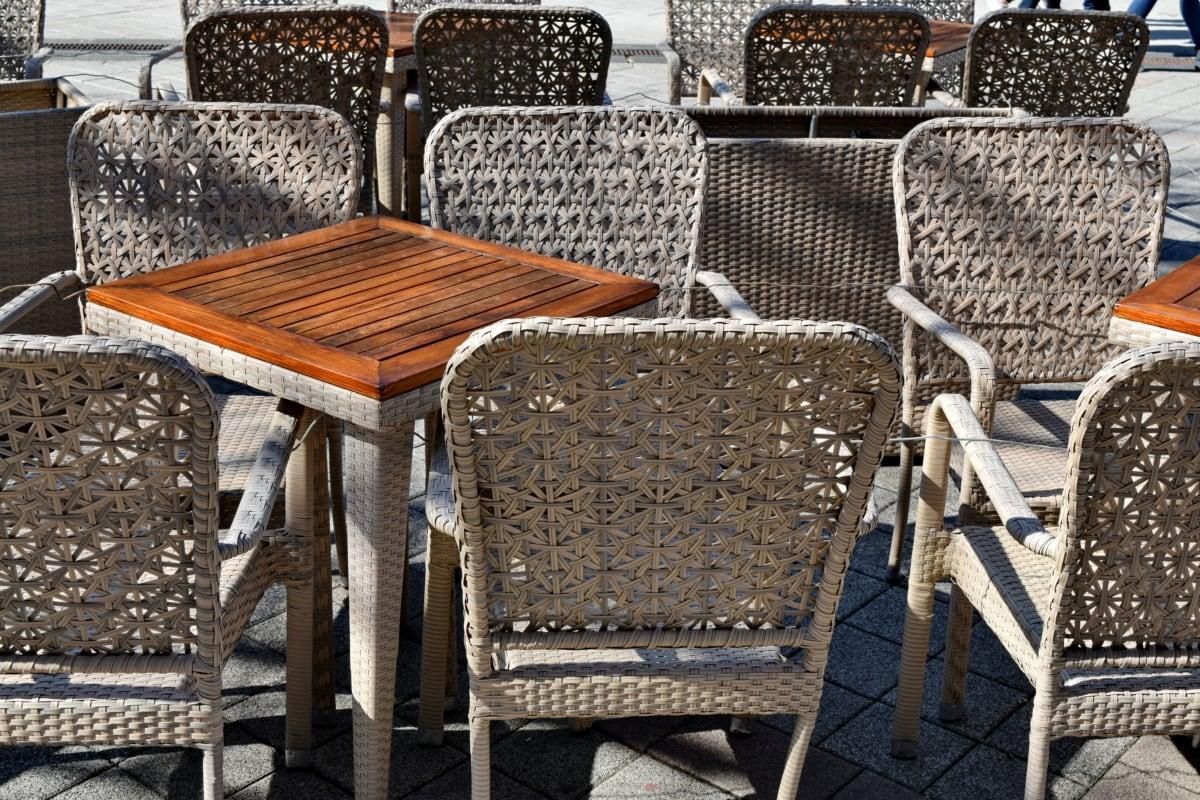Sitz, Stuhl, Möbel, Produkt, Tabelle, leere, Sessel, Holz