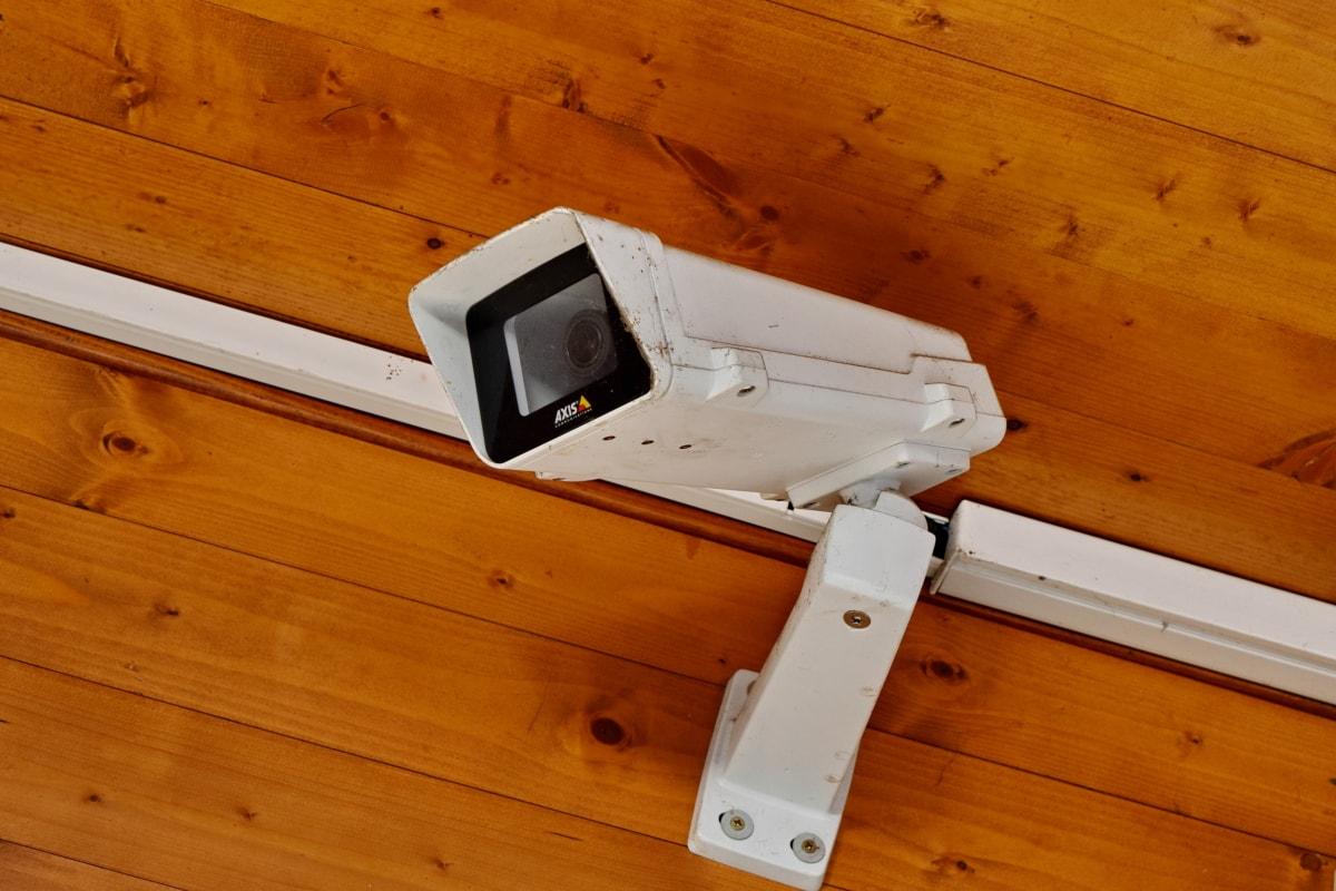 fotoaparát, bezpečnosť, dohľad, nahrávanie videa, drevo, interiéri, Nástenné, vnútri