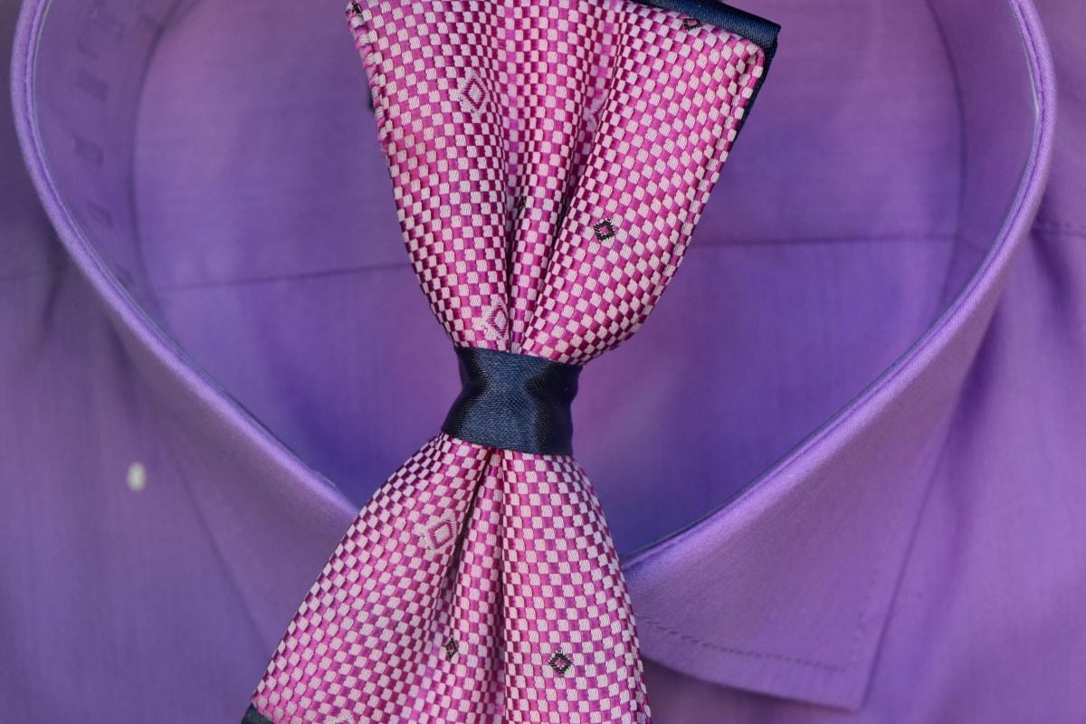 élégance, violet, chemise, soie, costume, vêtements, vêtement, mode