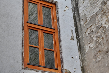 wall, window, old, house, building, framework, architecture, door