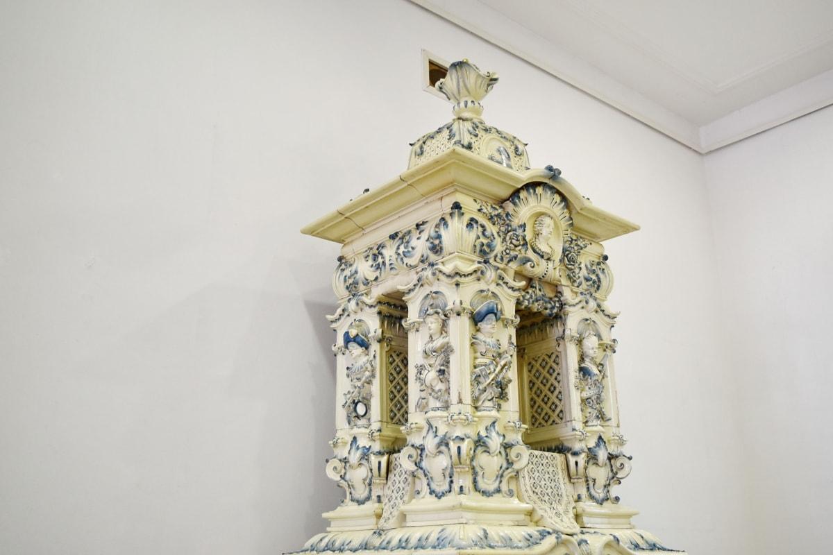 архитектура, религия, декорация, реколта, Антик, изкуство, стар, дизайн