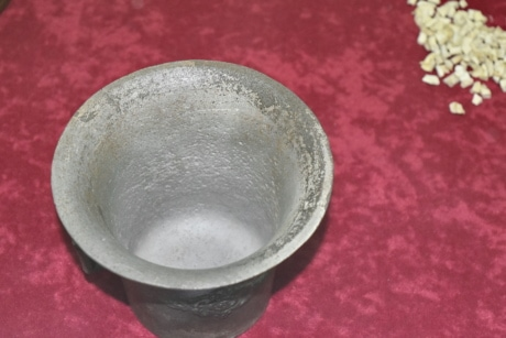 antique, antiquity, cast iron, medieval, container, old, kitchenware, traditional