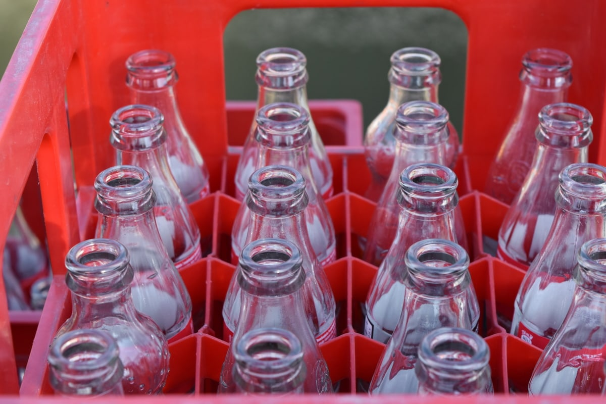kutusu, şişe, cam, Konteyner, tüp, plastik, geri dönüşüm, Renk