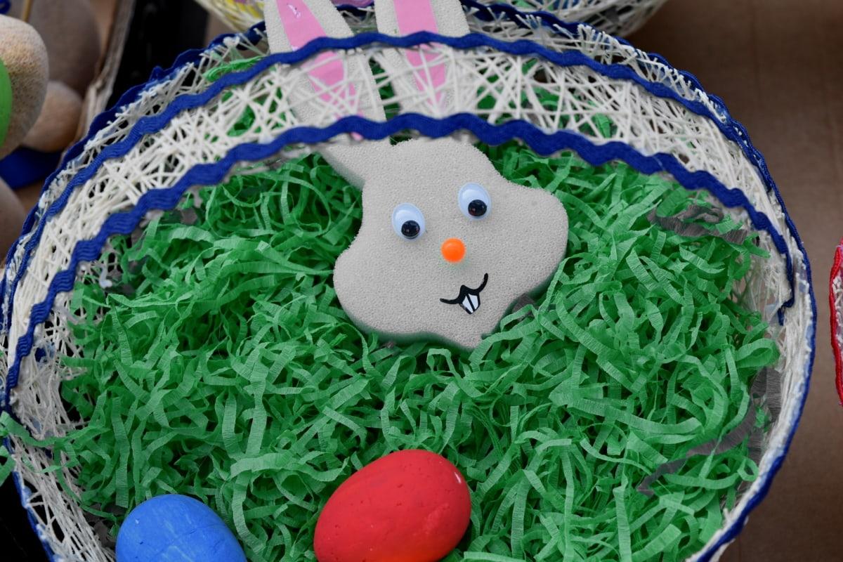цвят, традиционни, здраве, празник, природата, декорация, Великден, едър план