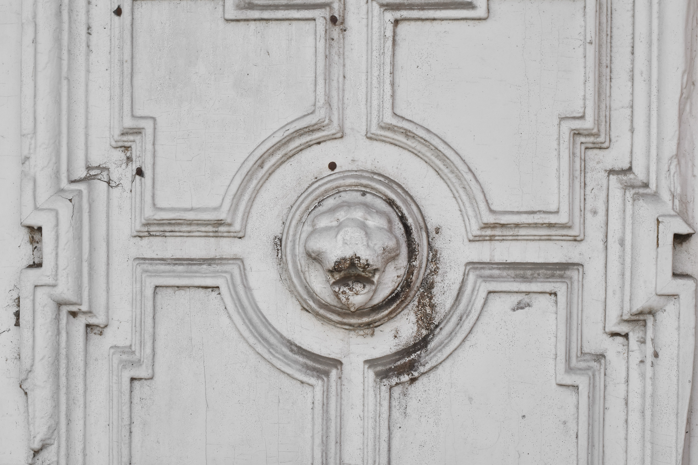 budaya, pintu depan, Warisan, arsitektur, lama, bangunan, pintu, dinding