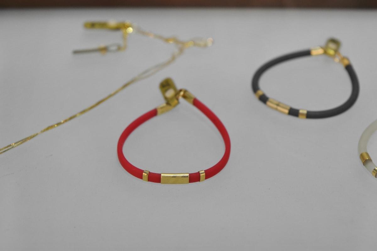 jóias, Colar, Cor, concorrência, vintage, pulseira, arte, Borrão