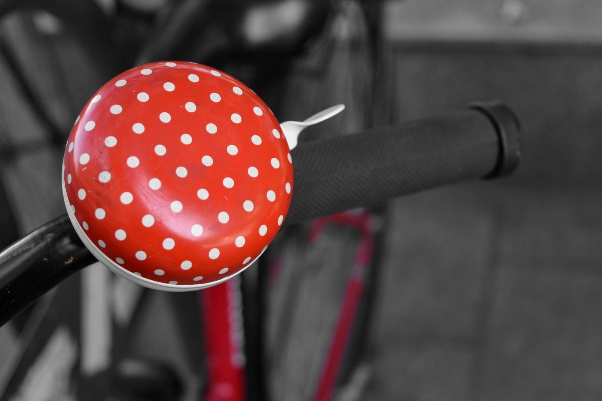 bell, bicycle, colourful, steering wheel, vehicle, bike, street, wheel