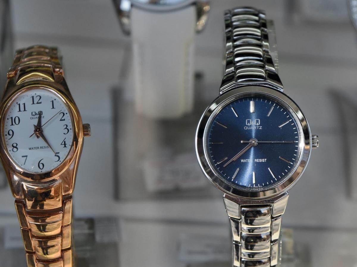 mode, luxe, Polshorloge, tijd, minuut, klok, precisie, Analoge