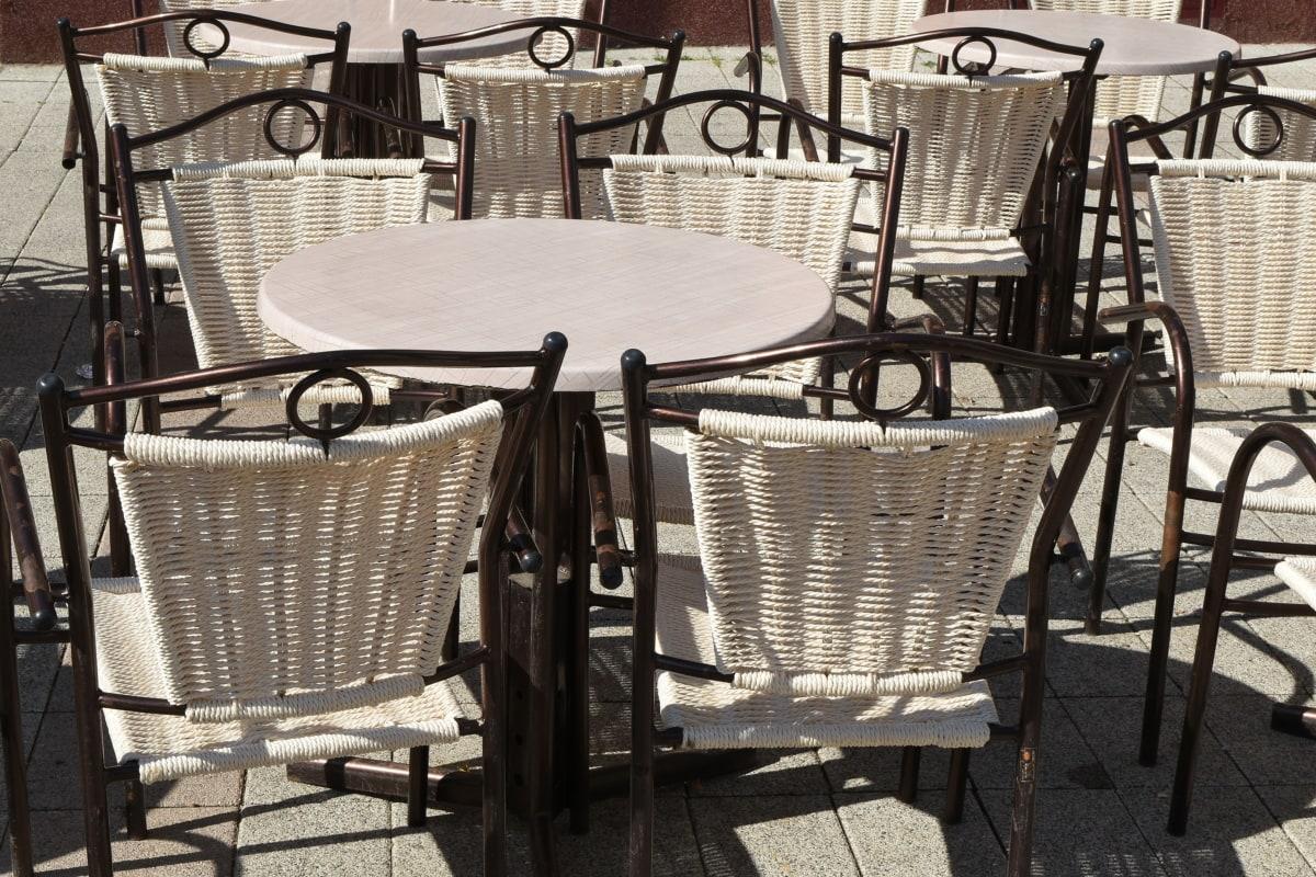 sedile, mobili, sedia, tabella, legno, in casa, interno, progettazione