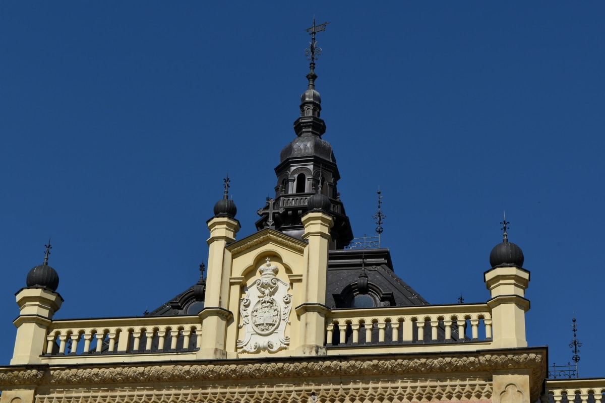 orthodoxe, touristische Attraktion, Religion, Architektur, Erstellen von, Kathedrale, Kirche, alt