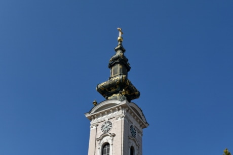church tower, heritage, orthodox, architecture, religion, church, building, outdoors