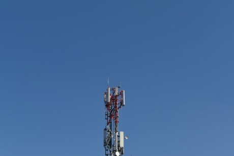 antenna, radio antenna, radio receiver, construction, industry, high, technology, television