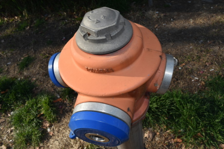 hydrant, outdoors, equipment, grass, nature, safety, environment, garden
