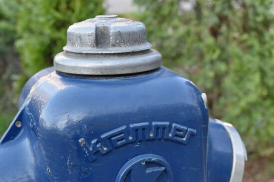 hydrant, outdoor, urban area, nature, outdoors, old, equipment, grass