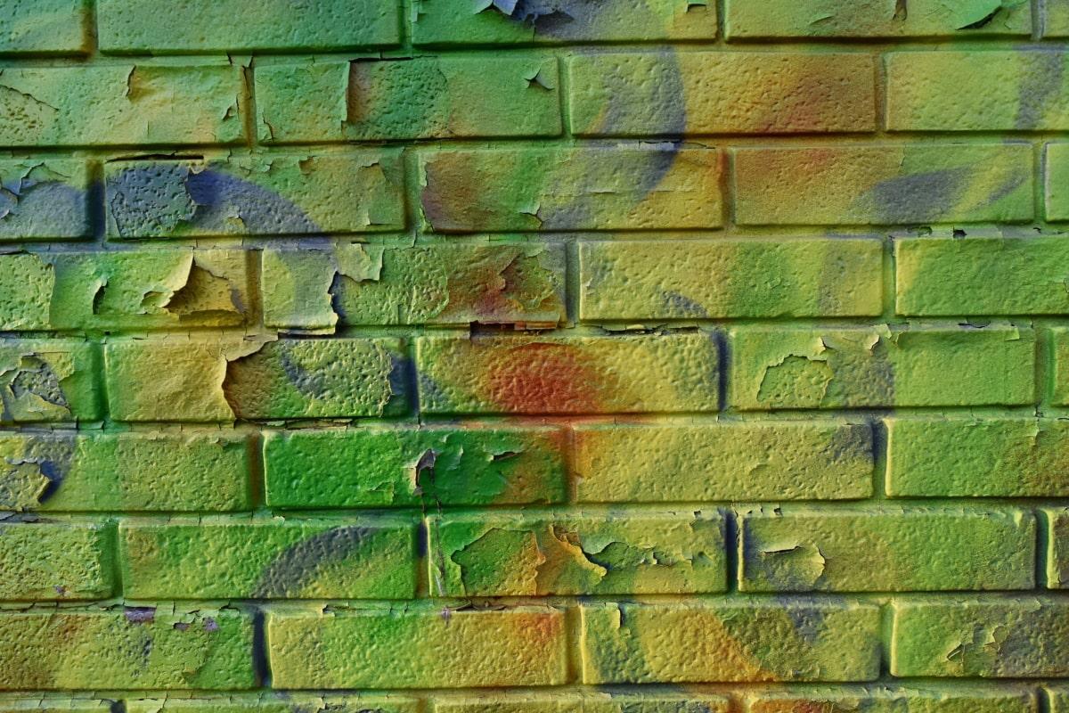 vieux, tuile, brique, texture, mur, labyrinthe, modèle, fond d'écran
