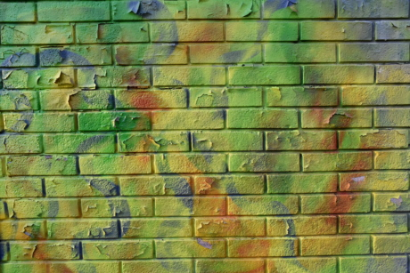pattern, wall, brick, texture, wallpaper, old, rough, abstract